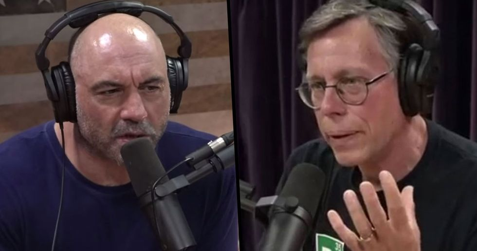 Joe Rogan Interviews Scientist Who Worked at Area 51 and Claims Aliens Are Real