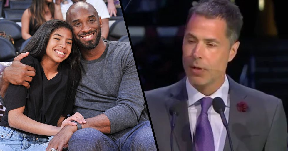 Rob Pelinka Reveals Kobe Bryant's Final Texts Sent From Helicopter Before Crash