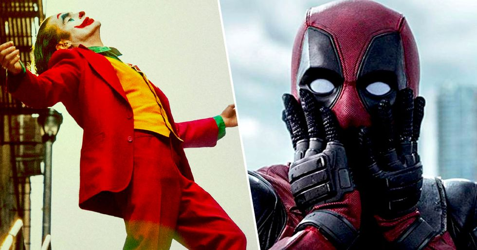 Ryan Reynolds Sends Foul-Mouthed Response to Joker Overtaking Deadpool