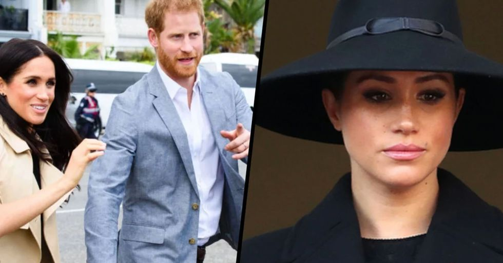 Prince Harry and Meghan Markle Left 'Crushed' After 'Unnecessarily Cruel' Treatment