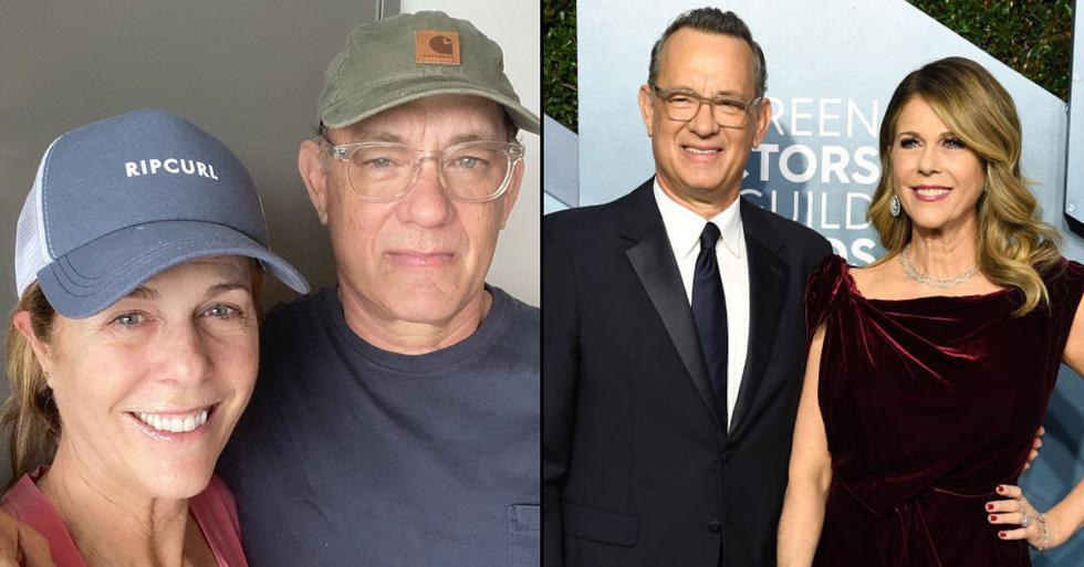 Tom Hanks and Rita Wilson Return to U.S. 2 Weeks After Testing Positive for Coronavirus