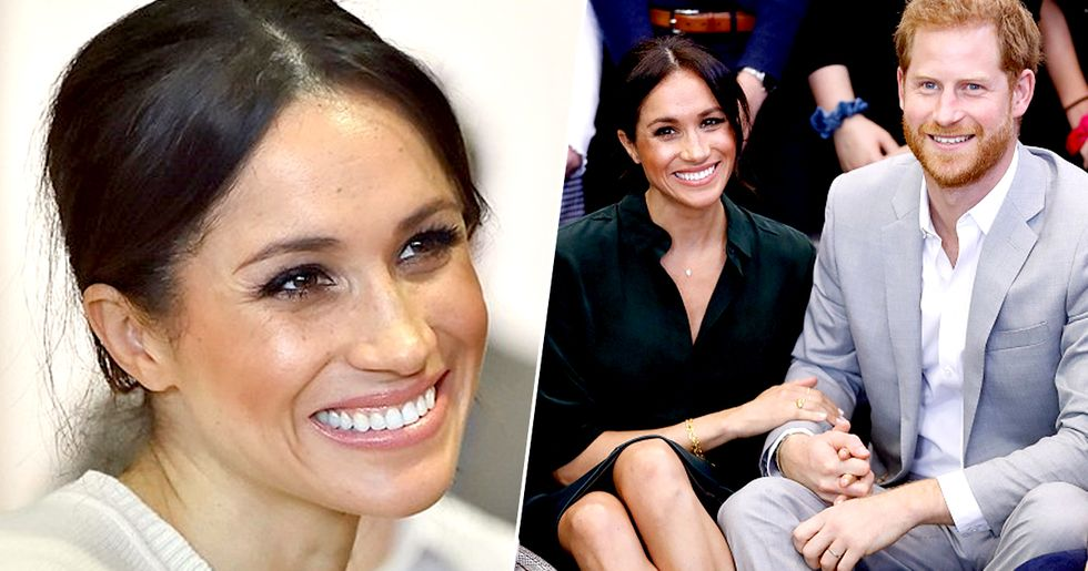 Meghan Markle Has the Best Nickname out of All the Royal Family