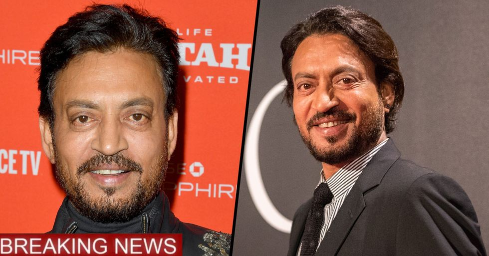 Actor Irrfan Khan Dies Aged 53