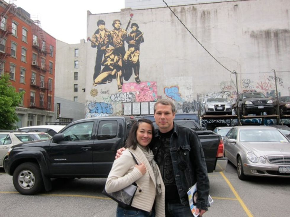 Shepard Fairey the Giant