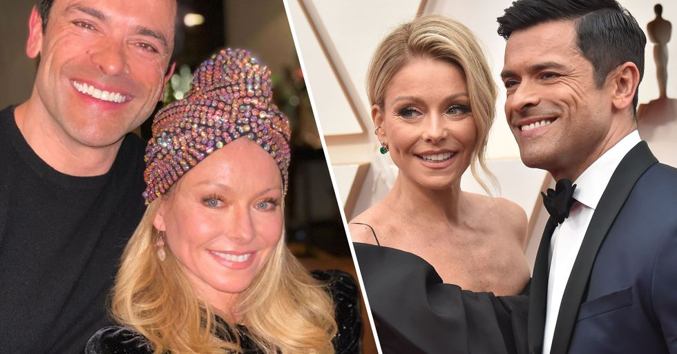 Kelly Ripa and Mark Consuelos Donate Half a Million Dollars to Support New York's Homeless Families