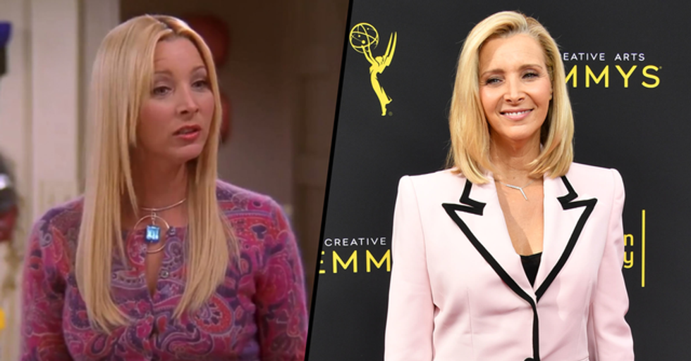 Lisa Kudrow Says She Wasn't Trusted on Set of 'Friends'