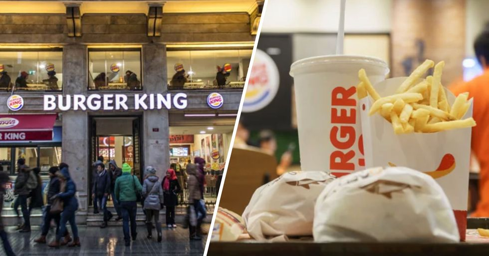Burger King Is Giving Away Free Kids Meals
