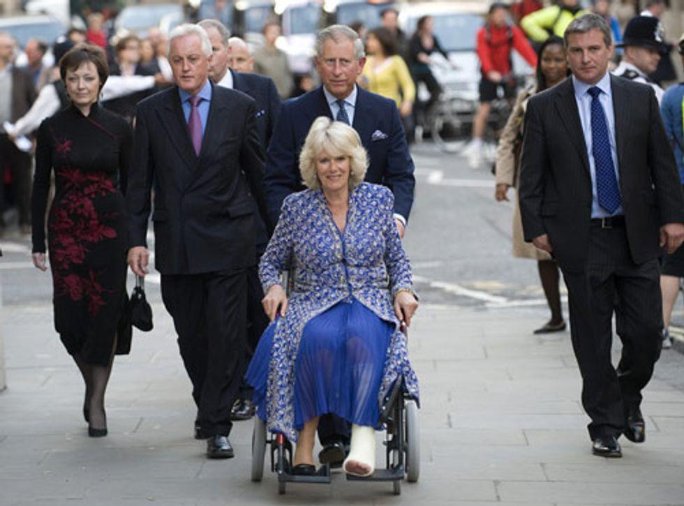 Royal Ladies on Wheels!