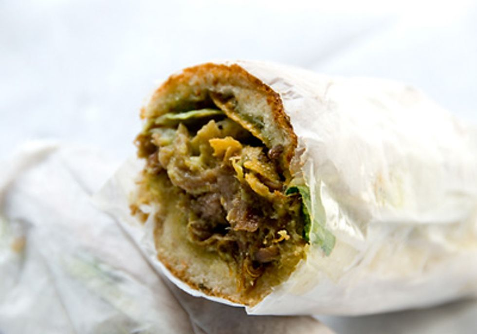 Sandwich of the Week: No. 7 Sub's Braised Lamb