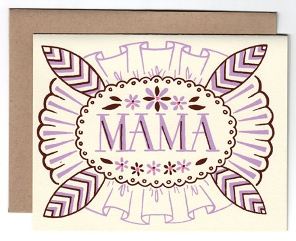 """Something to Write Home About: Beau Ideal's """"Mama"""" Cards"""
