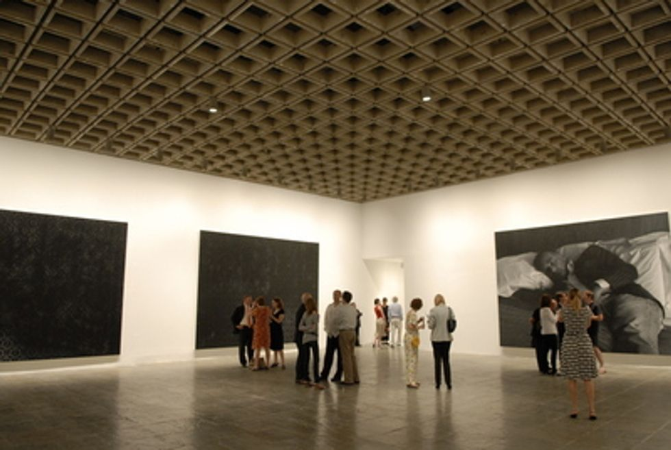 Eight Items or Less: The Whitney After Hours + Gringo Masks