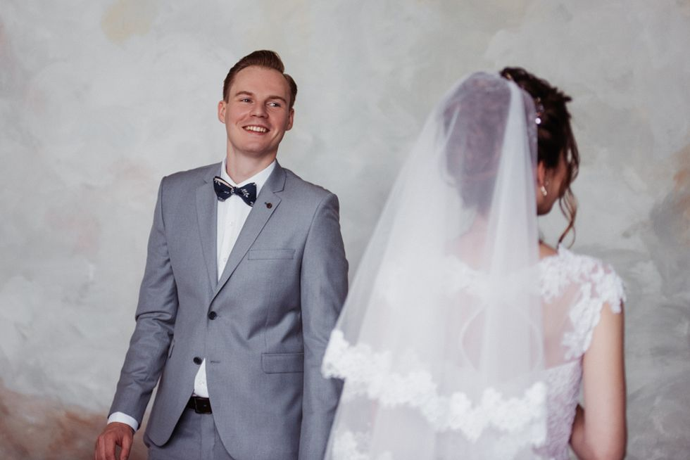 Groom's Mistress Turns up to His Wedding Day Dressed as a Bride