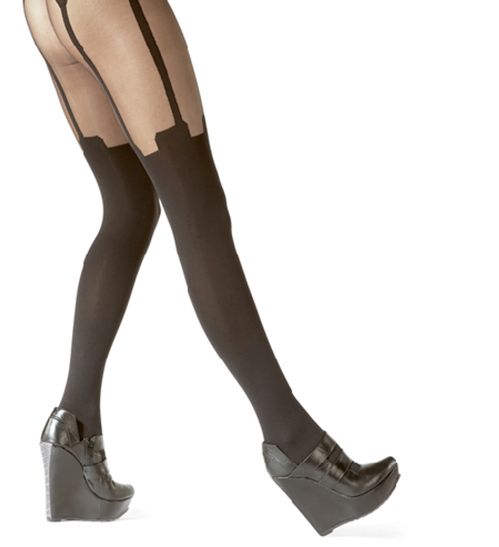 Henry Holland Has Ten Pairs of Suspender Tights Left!