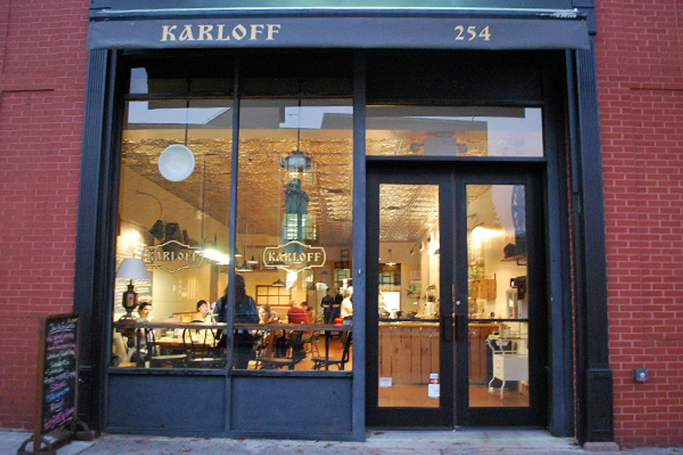 Restaurant Review: Karloff