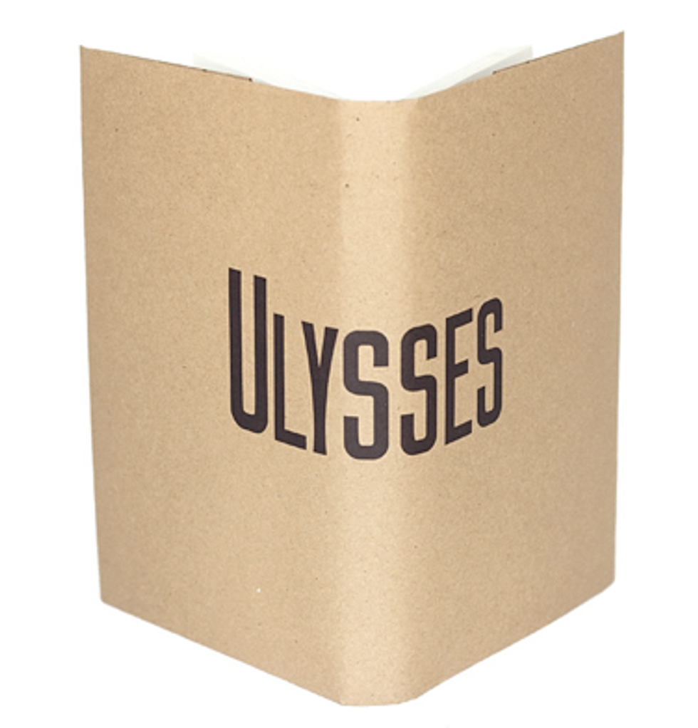 Every Book Is Ulysses With Book City Jackets