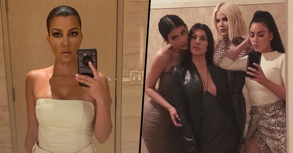 People Are Absolutely Furious at Kourtney Kardashian After 'KUWTK' Ending Announcement