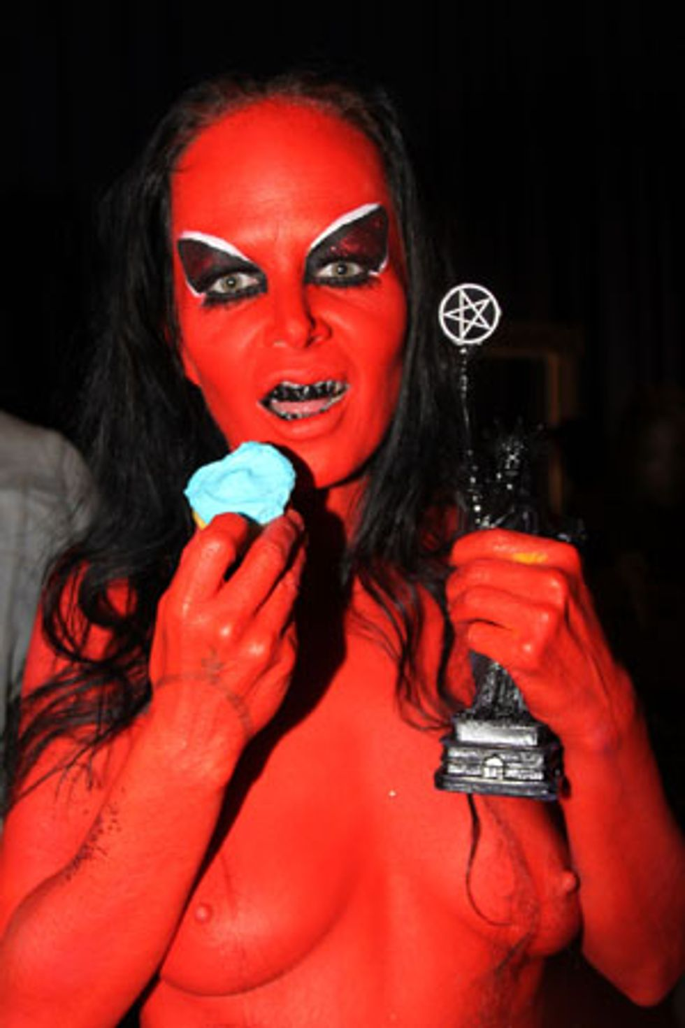 M*A*C Presents Kembra Pfahler and The Voluptuous Horror of Karen Black