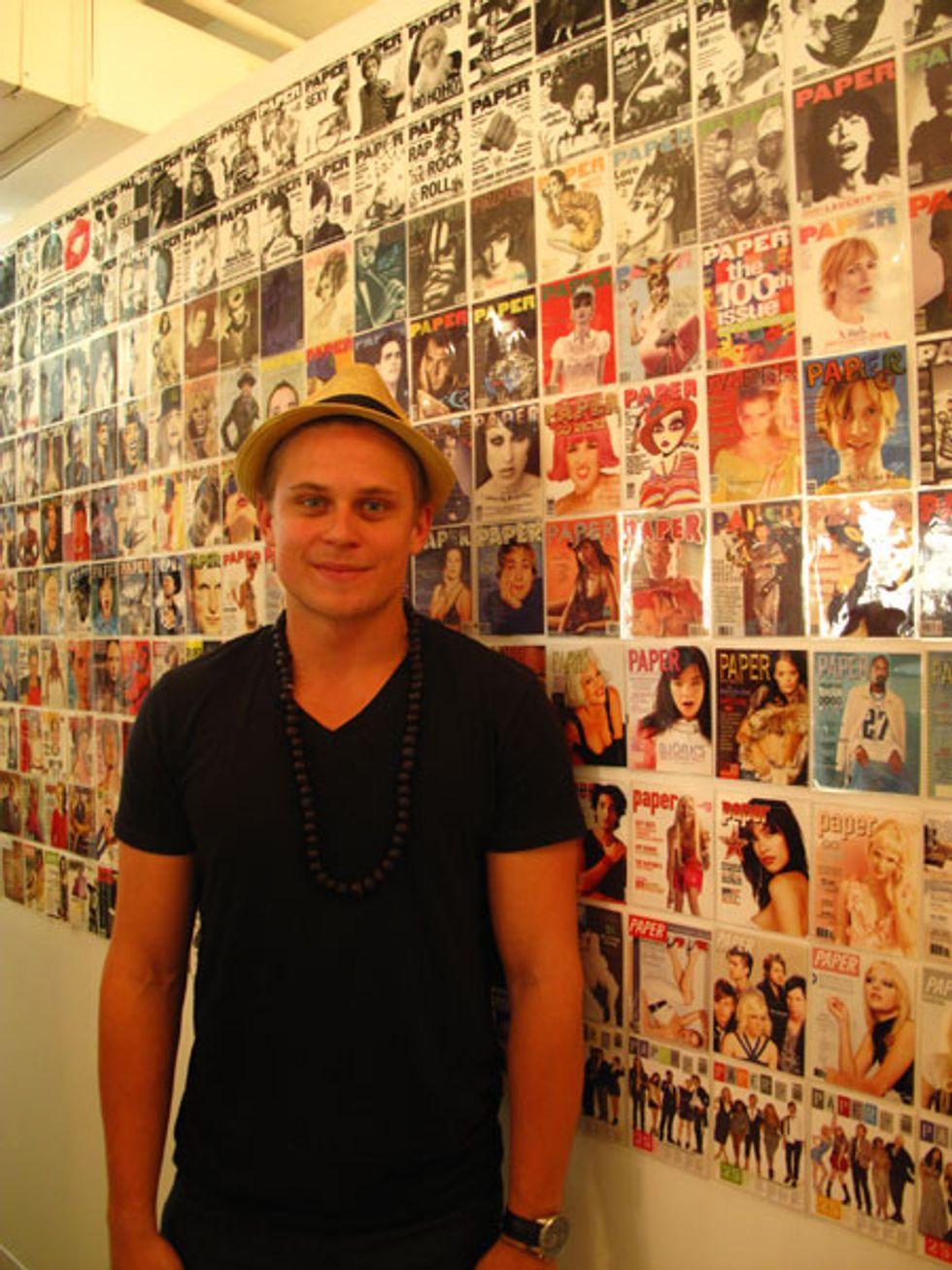 Meet-n-Greet With Actor-Musician Billy Magnussen