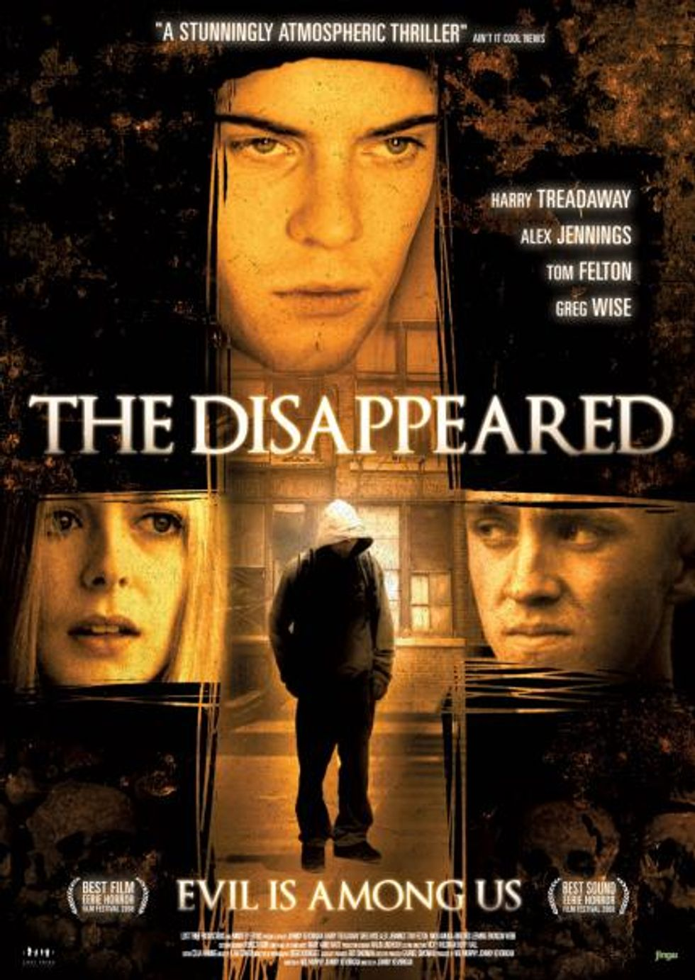 The Disappeared On DVD!