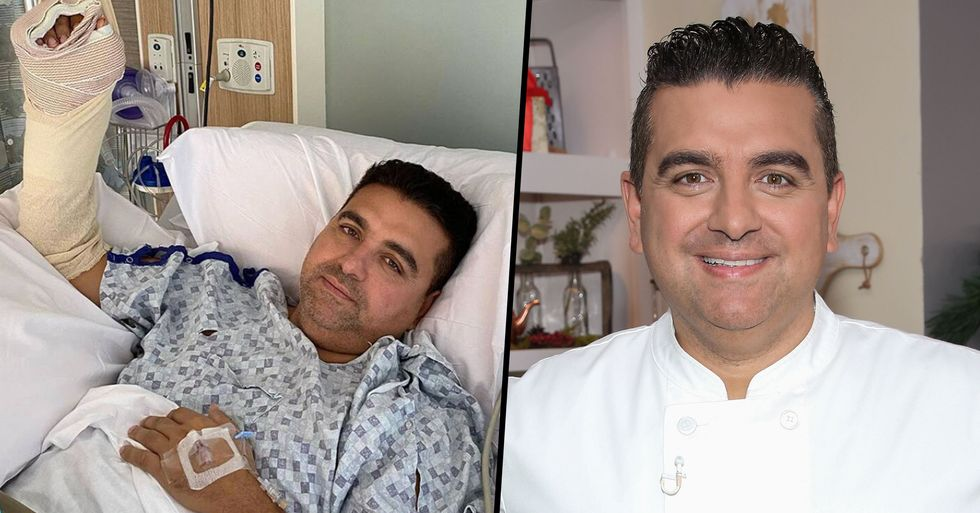 'Cake Boss' Star Buddy Valastro Needs Surgery After 'Terrible Bowling Accident'