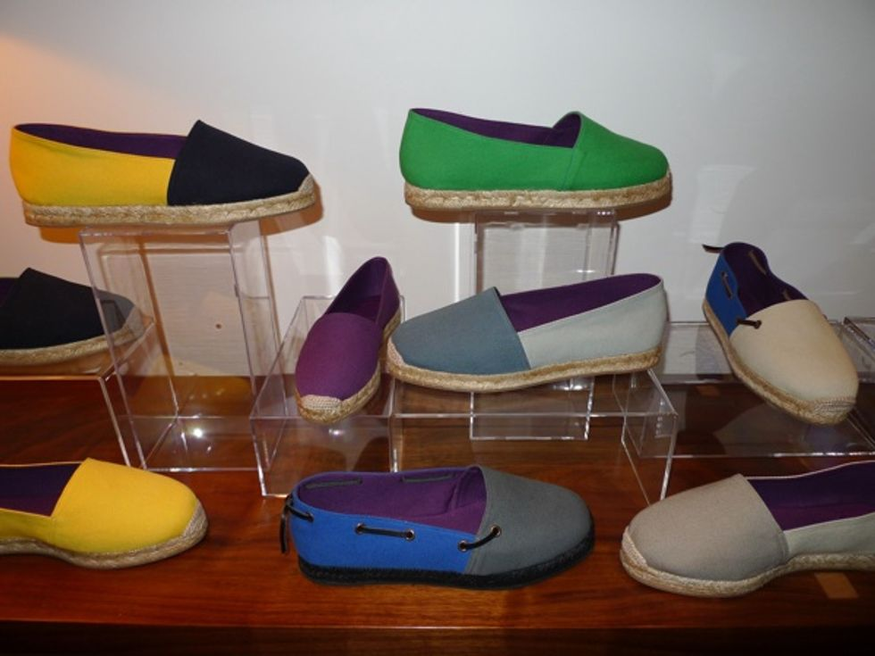 """MYMU Makes Us Cry: """"Espadrilles, Baby, Drilles!"""""""