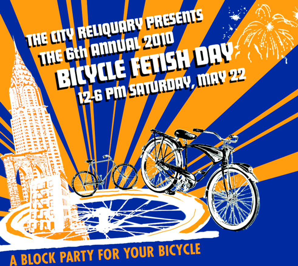 Shred Fests, Brew Fests and Bicycle Fetish Days in Today's Eight Items or Less