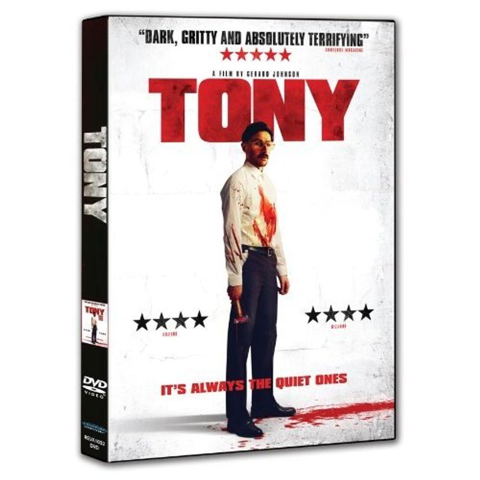 Delightfully Deranged Serial Killer Flick Tony On DVD!