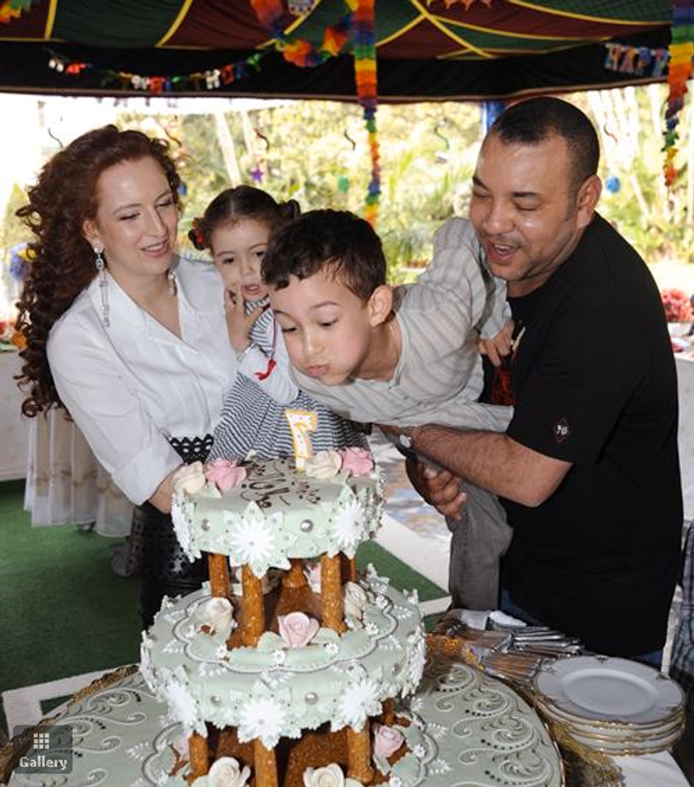 A Royal Birthday for Crown Prince Moulay Hassan of Morocco