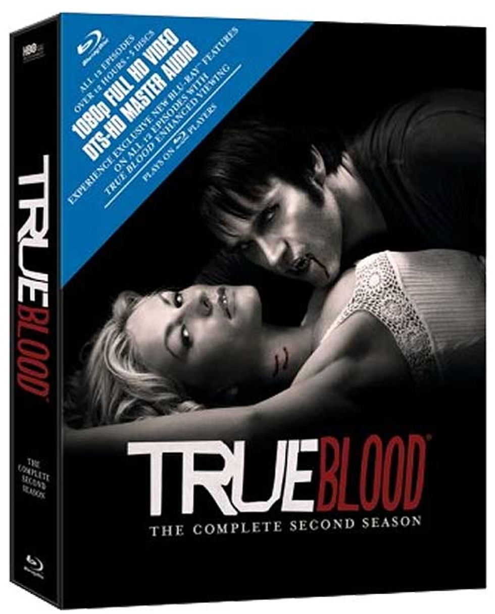 True Blood: The Complete Second Season On DVD!
