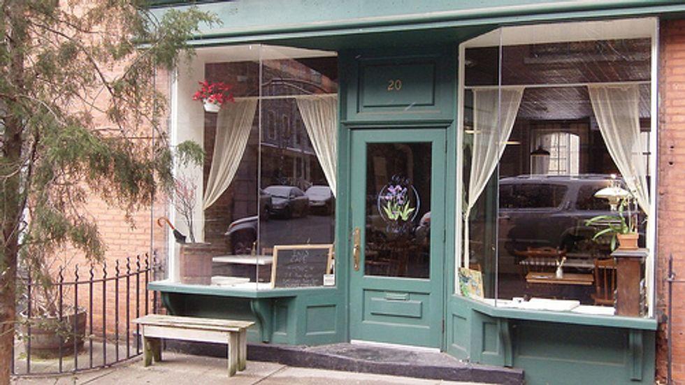 Iris Café: Restaurant of the Week