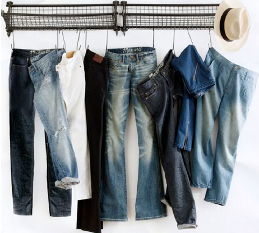 Madewell Finally Lets You Fill Up Your Online Shopping Cart