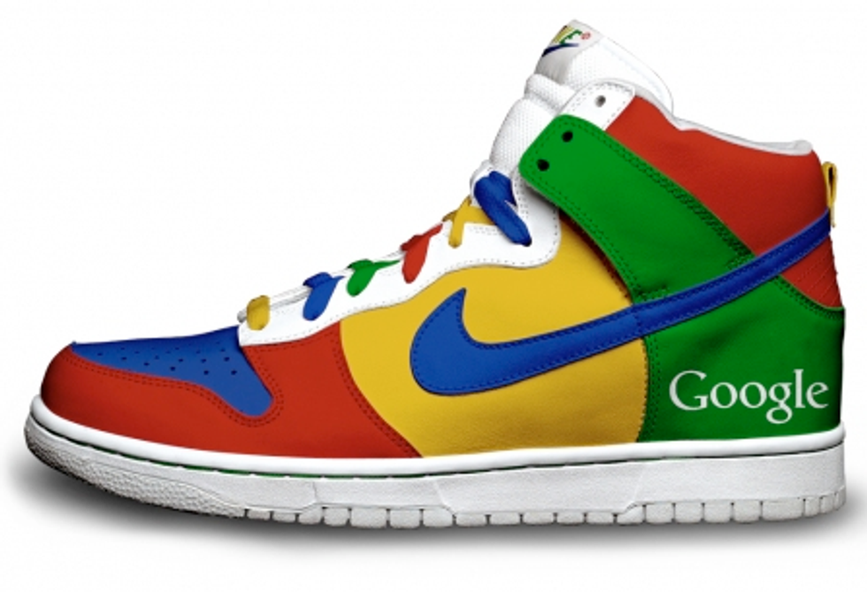 Memorial Day at BKLYN Yard + Google Shoes in Today's Eight Items or Less
