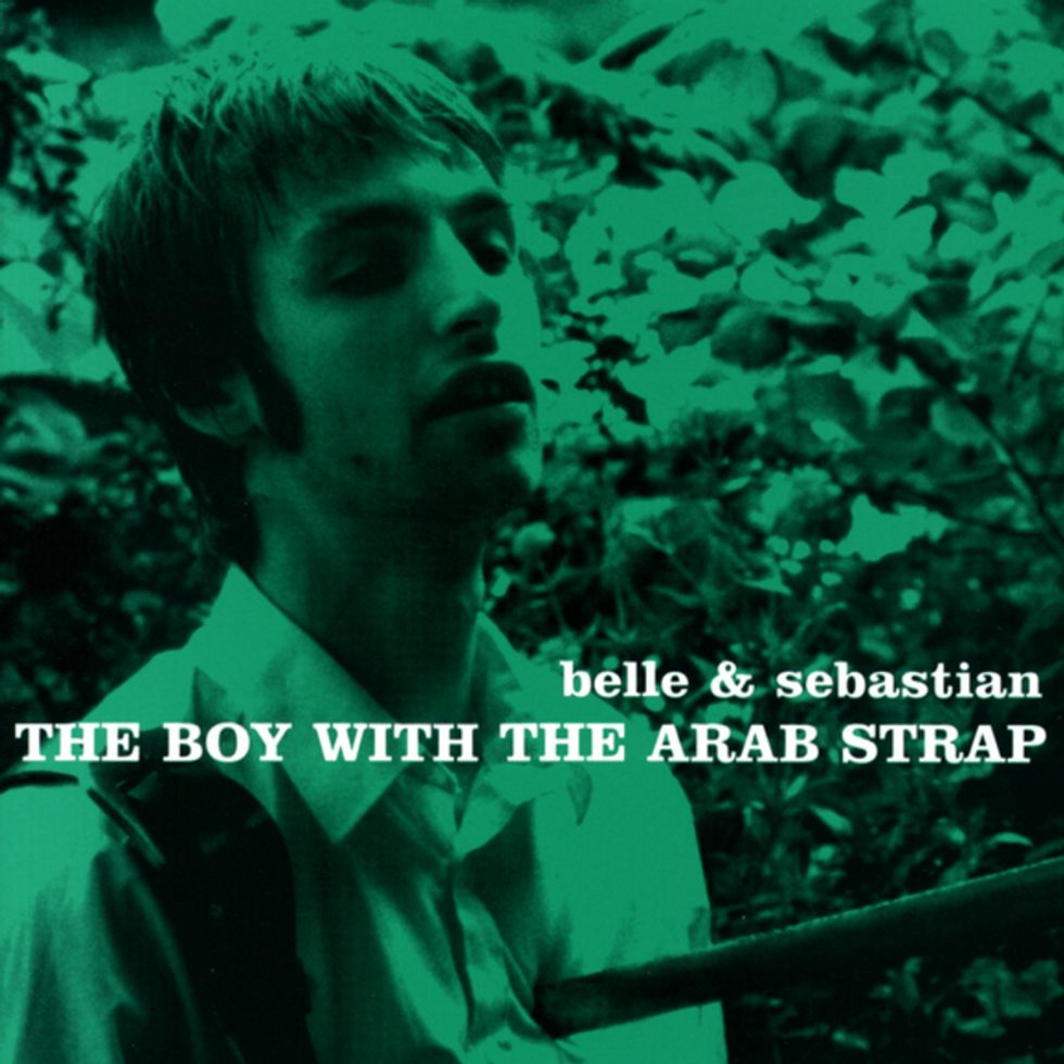 Belle & Sebastian in Brooklyn and Pet Butt Covers in Today's Eight Items or Less