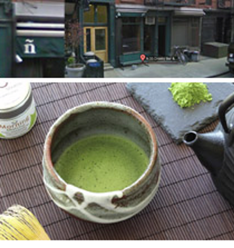 The Matcha Box: Our Kind of Tea Party