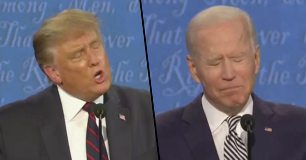 Joe Biden Tells Donald Trump To 'Shut Up' And Calls Him A 'Clown' During The First Presidential Debate