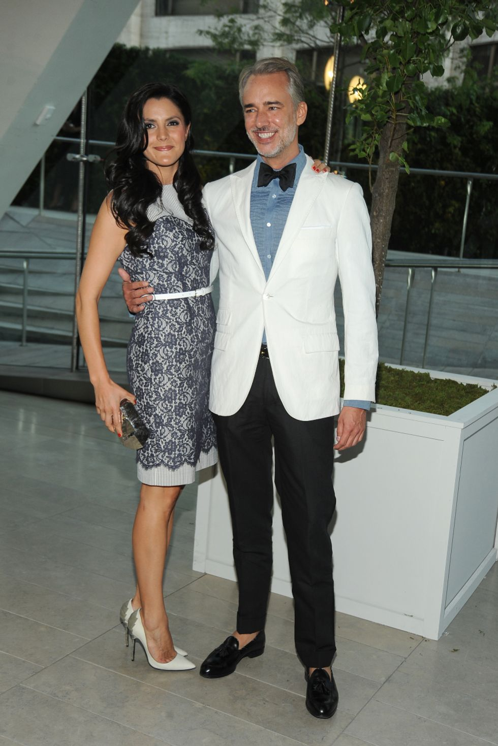 Michael Bastian Premiered His Women's Line Last Night at the CFDA Awards.