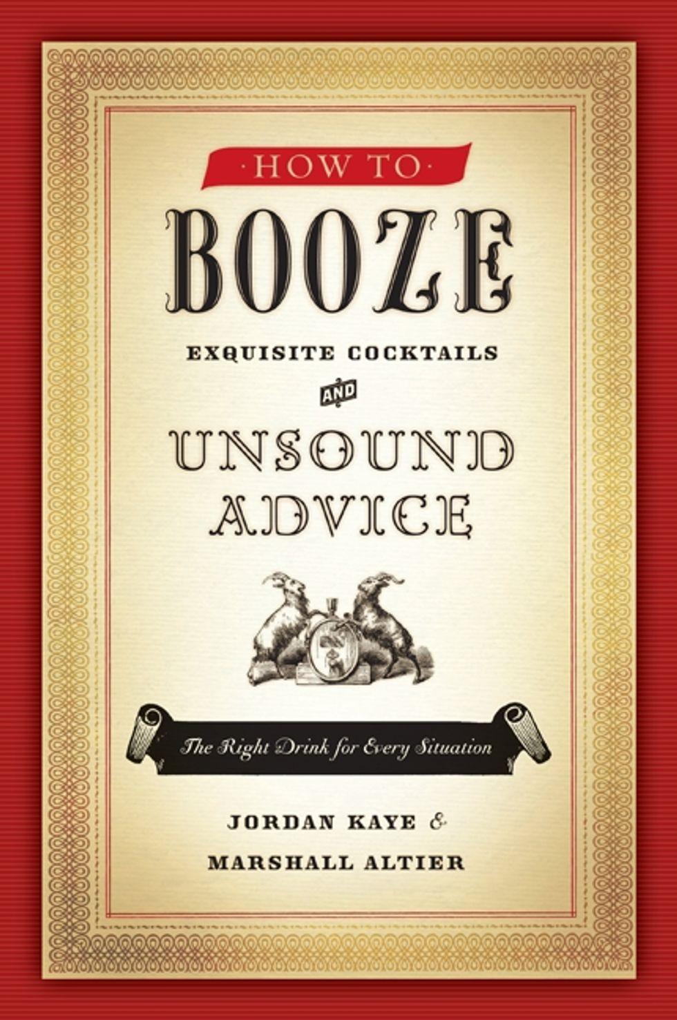 Jordan Kaye and Marshall Altier Tell Us How to Booze