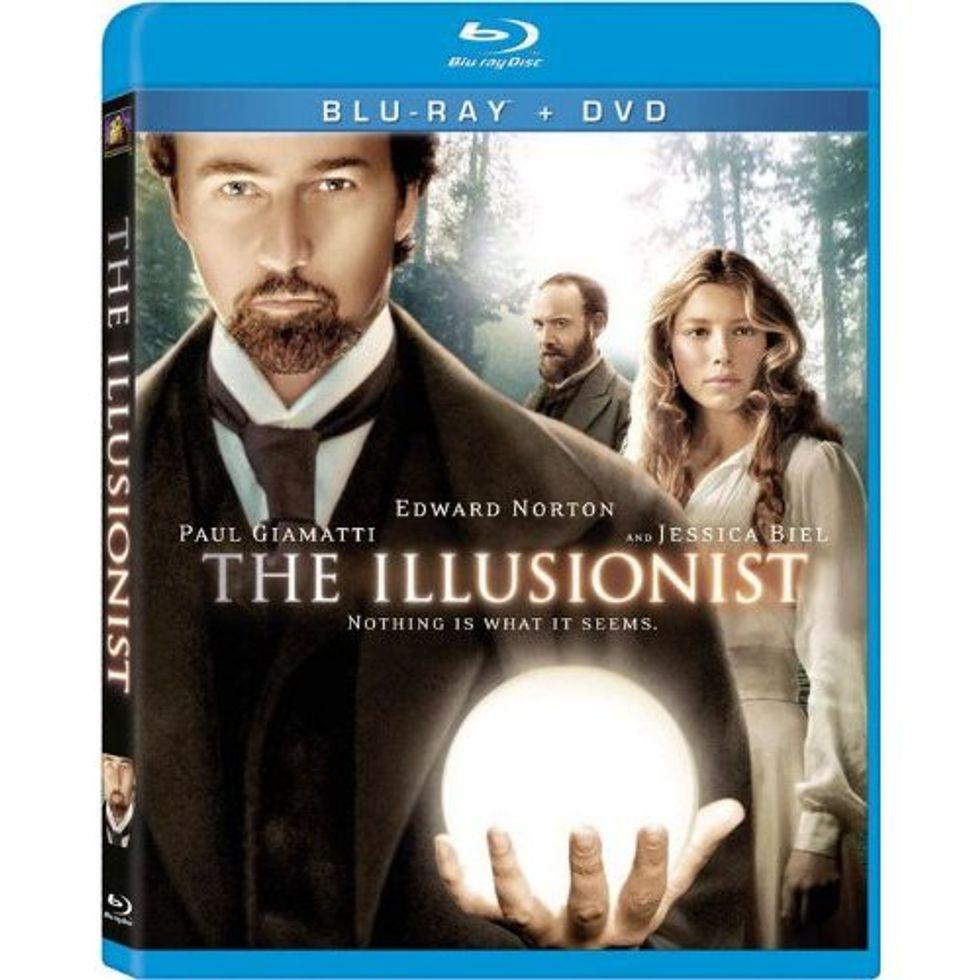 The Illusionist On Blu-ray!