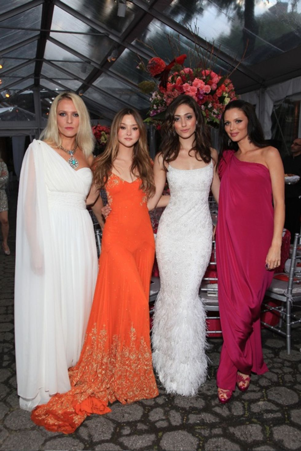 Fashion Birds Flock to the WCS Benefit