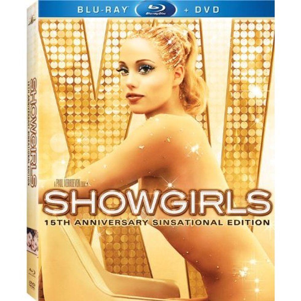 15th Anniversary 'Sinsational' Showgirls Blu-Ray