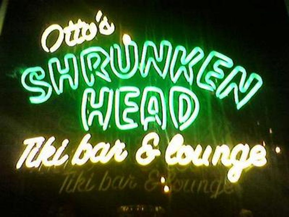 Eight Items or Less: Tiki Bars, Flea Market Coupons and a Music Nerd Dating Site
