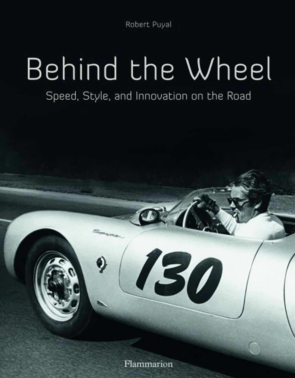 Rizzoli Gets Behind the Wheel