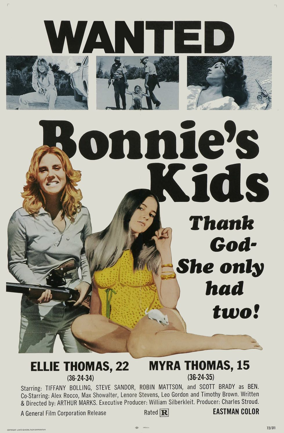 """Bonnie's Kids On DVD! """"Thank God She Only Had Two!"""""""