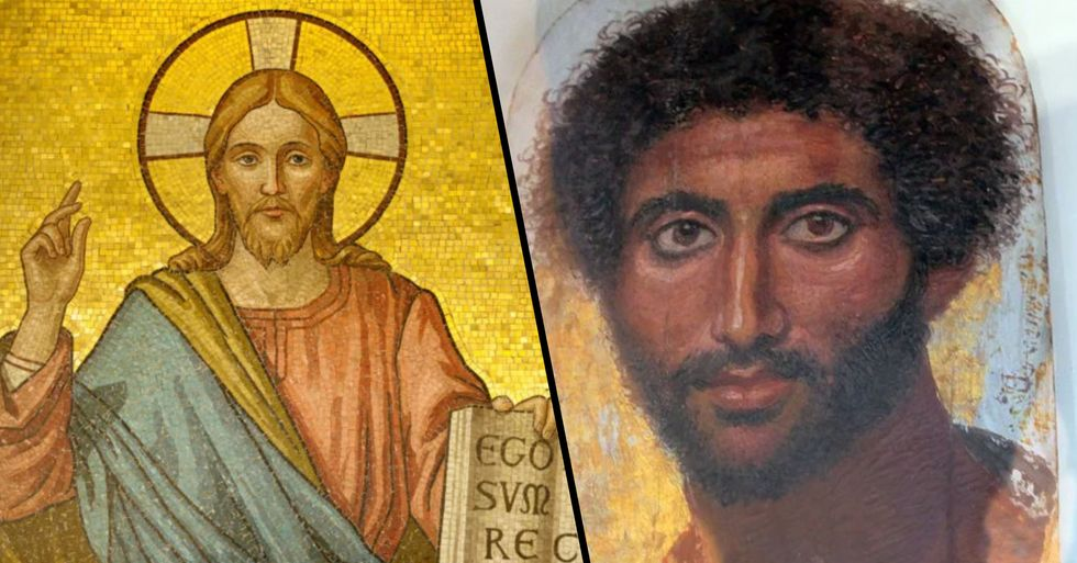 Expert Shares Image of What Jesus Would Have 'Actually' Looked Like