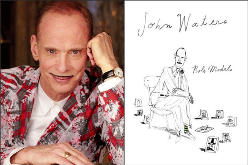 John Waters, On a Role