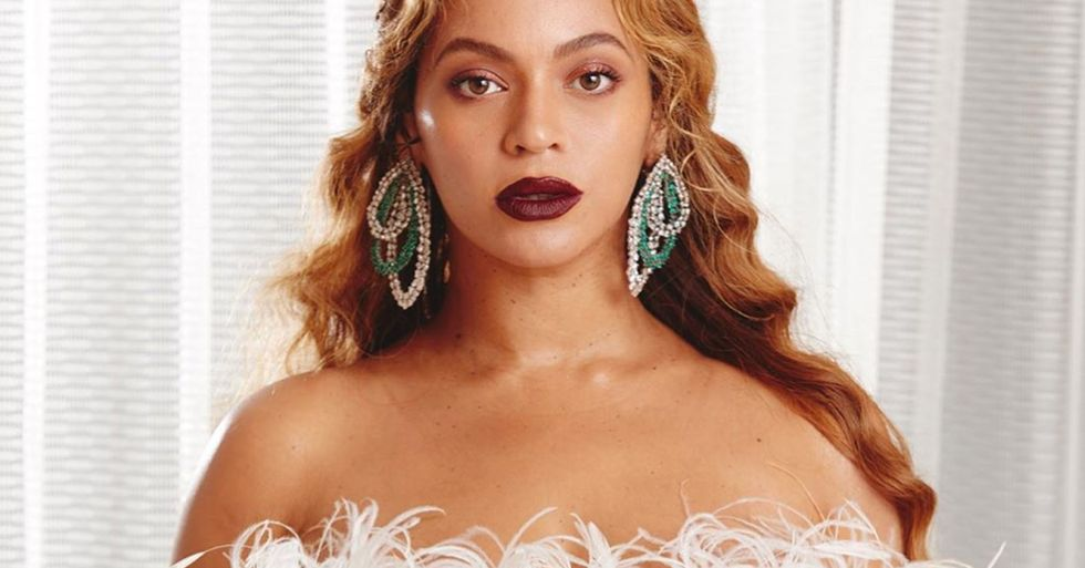 Blue Ivy Looks All Grown up and Identical to Beyoncé in New Snap With Mom