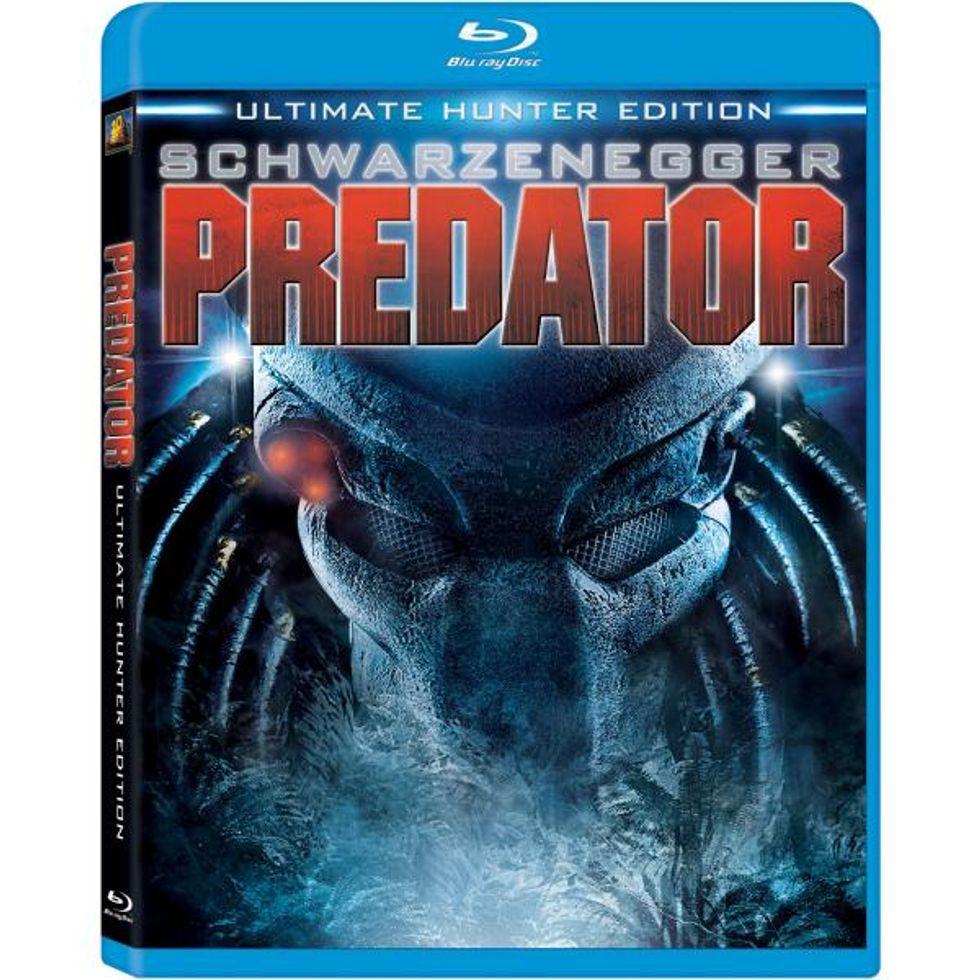 Predator: Ultimate Hunter Edition On Blu-ray!