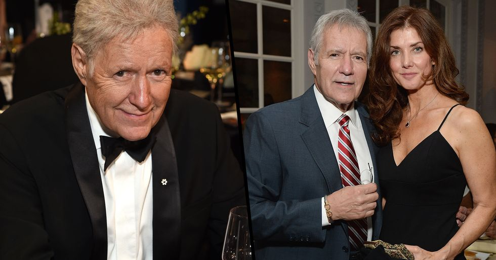 Alex Trebek's Wife Opens up About the Hardest Part About His Cancer Battle