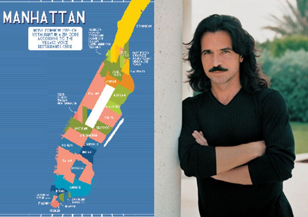 Free BBQ + Yanni in Today's Eight Items or Less