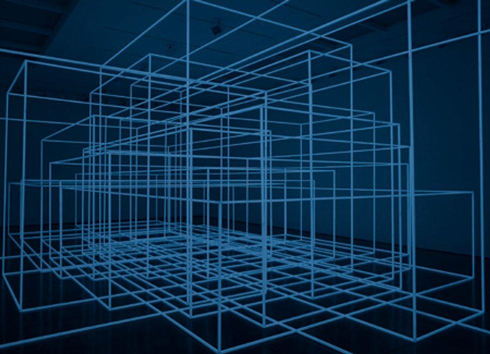 "Antony Gormley's ""Test Sites:"" Brightly, Through the Darkness"